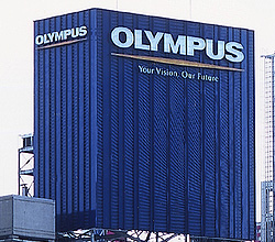 OLYMPUS オプトデジタル Your Vision Our Future